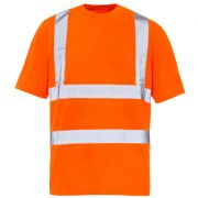 Hi-Vis T-Shirt - Orange